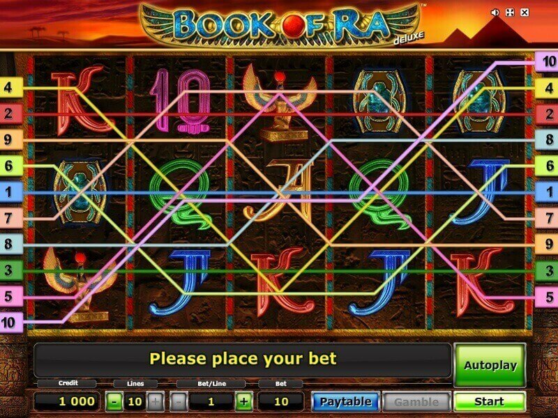 slot casino online books of ra