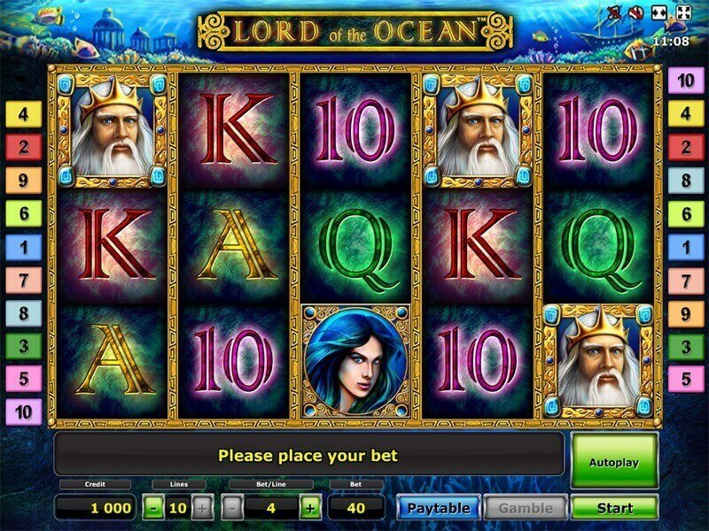 free online mobile casino lord of the ocean kostenlos