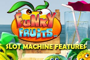 How to Play Funky Fruits from Playtech