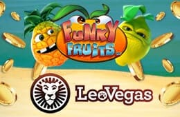 2-preview-260х170-funky fruits at Leo Vegas Casino