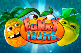 To Benefit from Funky Fruit Slot to install You are to Download it on your PC